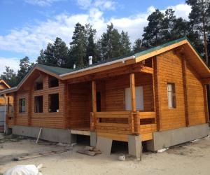 Страхуем деревянный дом
